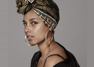 Alicia Keys and Obagi Skin Care Products