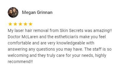 Megan Grinnan Testimonial