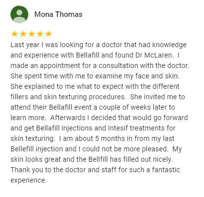Mona Thomas Testimonial