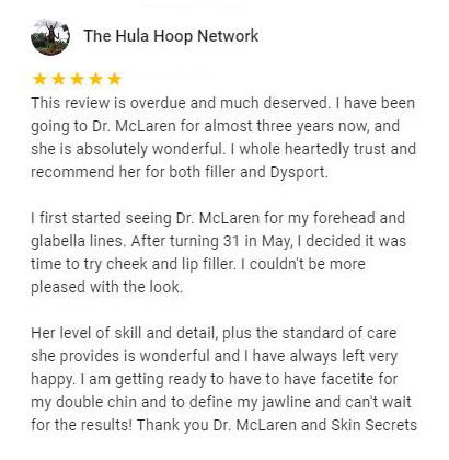 The Hula Hoop Network Testimonial